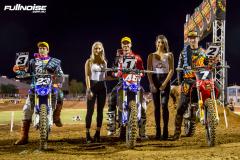 SX2 Podium - Hayden Mellross Winner