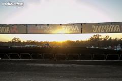Morning Start Gate