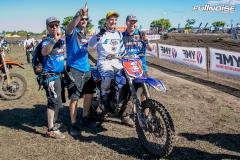2016 MXD Champion Mitch Evans