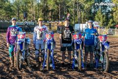 MX1 / MX2 / MXD / RSR 125 Champs