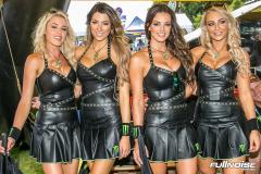 Monster Promo Girls
