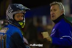 Dean Ferris and Craig Dack