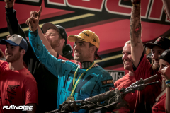 SX1 Winner - Justin Brayton