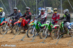Mr. VMX Class On the Gate