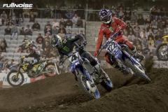 Luke Clout (4)  & Daniel Reardon